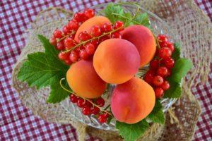 Corbeille de fruit pour un amour extravagant