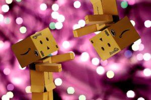 amour de cubes